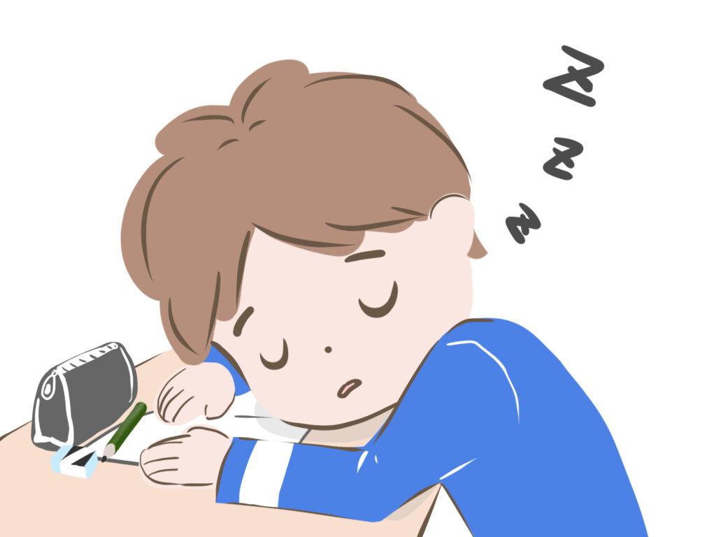 の 方法 時 眠い 対処