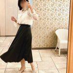 【高校生必見】秋の着回し紹介!レザースカートを主役にした5日間平日コーデ♡