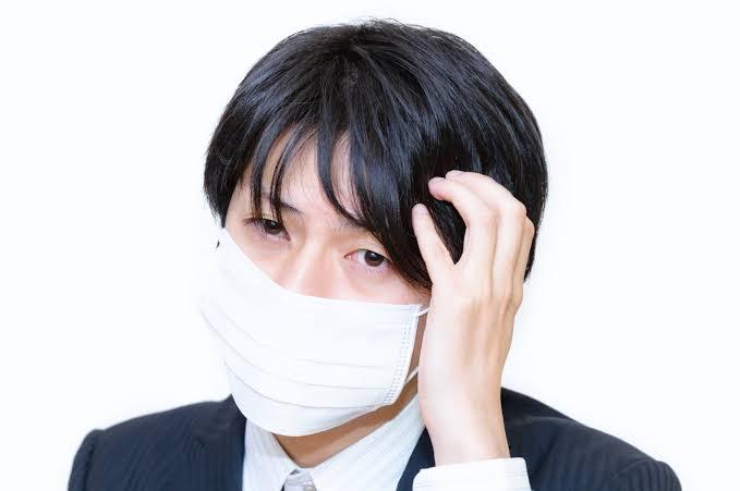 マスクが辛い…そんな時は?